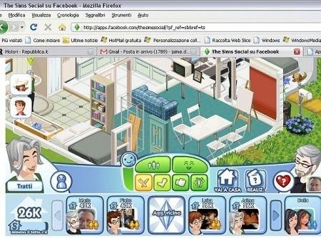 The Sims Social: gratis
