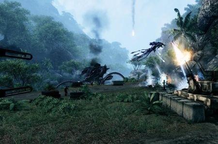 Crysis PS3 Xbox 360: guerra