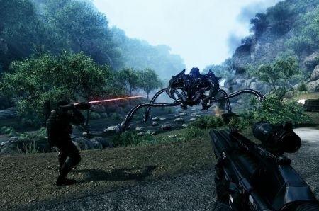 Crysis PS3 Xbox 360: azione