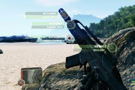 Crysis su PS3 e Xbox 360: le prime foto