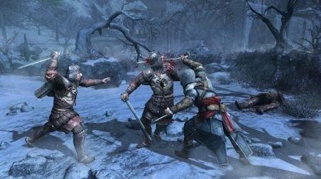 Assassin's Creed Revelations: grafica