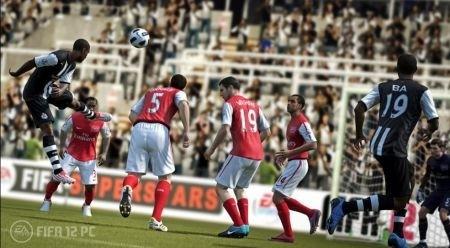 FIFA 12: grafica