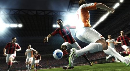 PES 2012 arriva nuovamente con la seconda versione demo