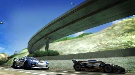 Ridge Racer: mobile