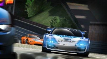 Ridge Racer per PS Vita si mostra al TGS 2011 con delle nuove immagini