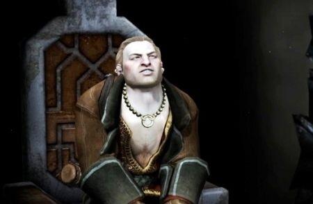 Nemico Dragon Age 2 dlc