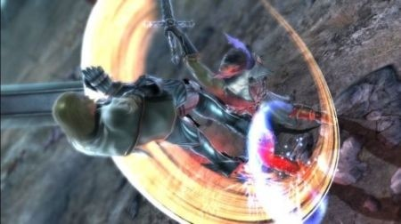 Soul Calibur 5: grafica