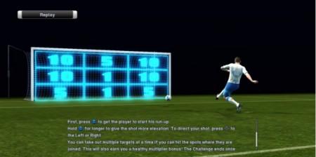 PES 2012: calcio