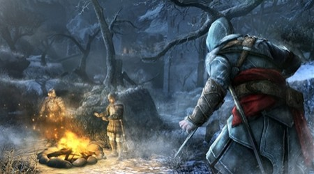 Assassin's Creed Revelations: fuoco