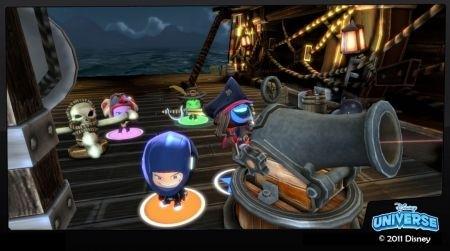 Disney Universe si arricchisce di ambienti e personaggi ispirati ai Pirati dei Caraibi
