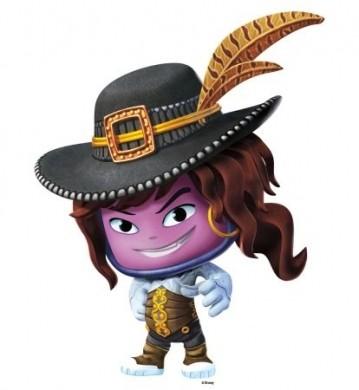 Disney Universe Angelica