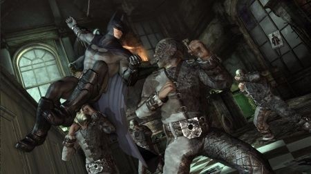 Batman Arkham City gioco