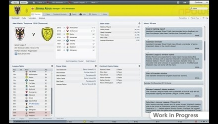 Football Manager 2012: scheda