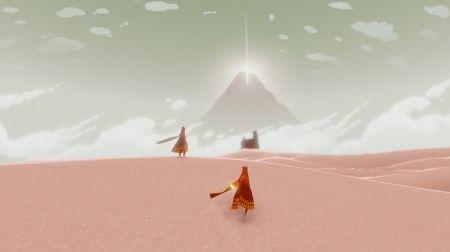 Journey per PS3: un'avventura nel deserto