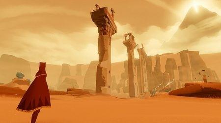 Journey: deserto