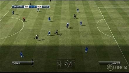 FIFA 12: giocatori