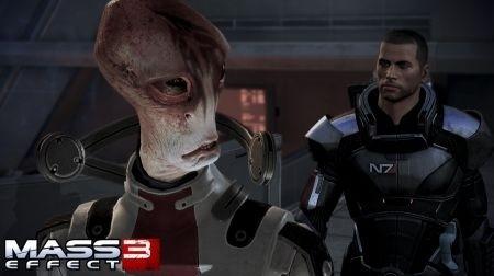 Mass Effect 3: serie