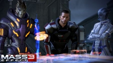 Mass Effect 3: un gioco col multiplayer?