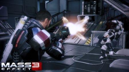 Mass Effect 3: immagini