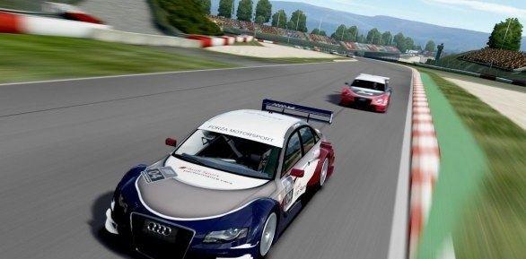 Forza Motorsport 4: le corse