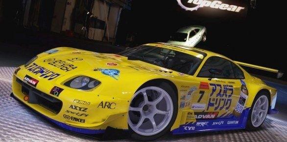 Forza Motorsport 4: guida spericolata
