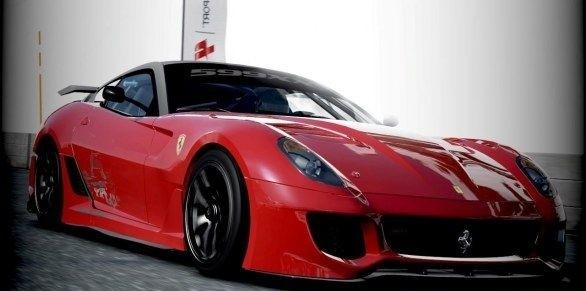 Forza Motorsport 4: le vetture
