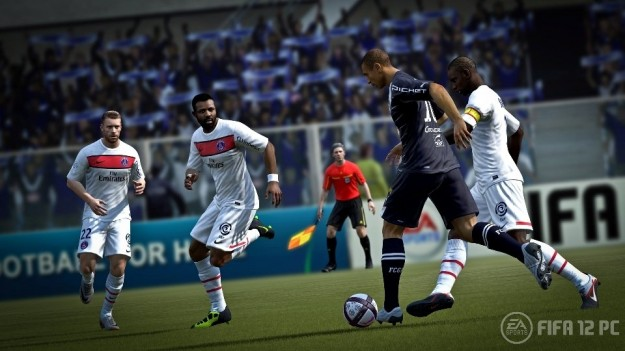 Nuove immagini di FIFA 12: continua il successo del gioco