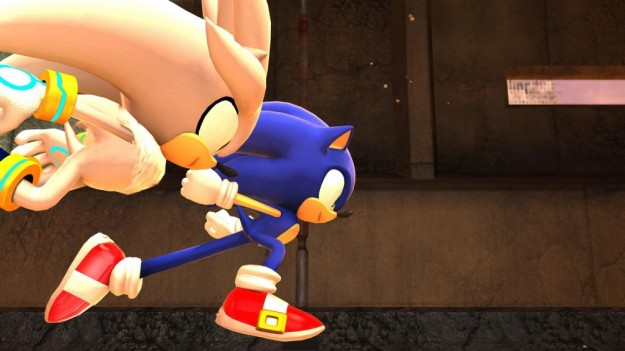 Sonic Generations: Silver