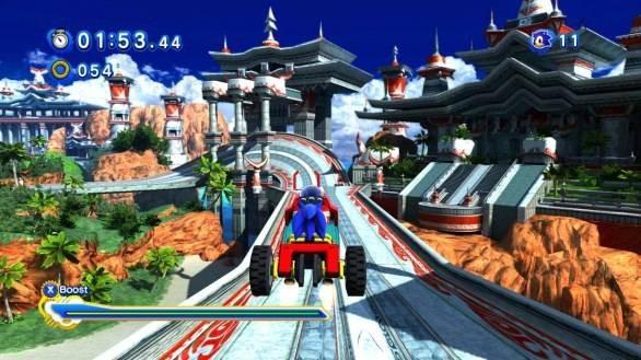 Sonic Generations: immagini