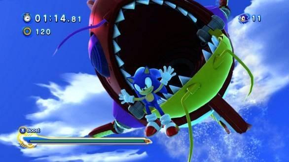 Sonic Generations: pc