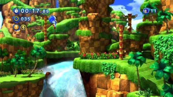 Sonic Generations: uscita