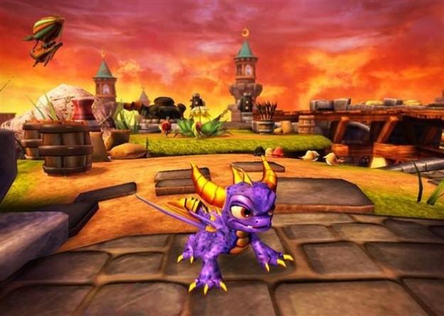 Skylanders Spyro's Adventure: Activision