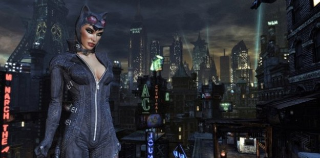 Batman Arkham City: gioco