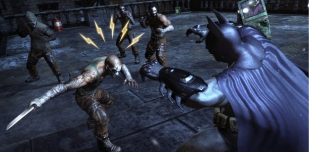 Batman Arkham City: PC