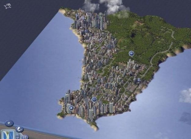 Con SimCity 4 si ricrea l'isola di Taiwan