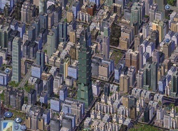 SimCity 4: isola