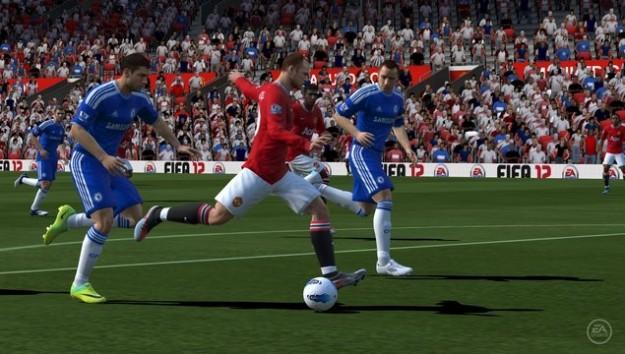 FIFA 12: mobile