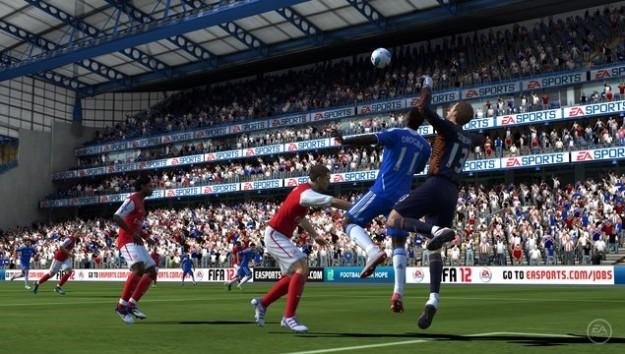 FIFA 12: partita