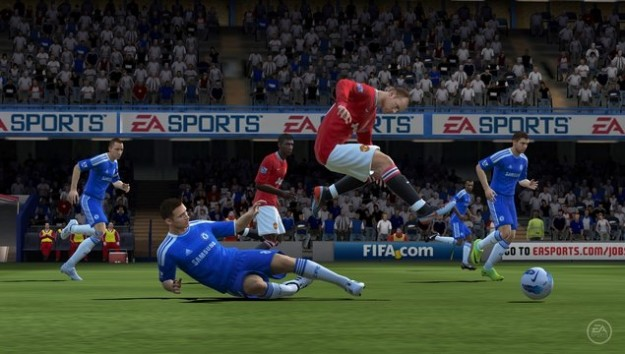FIFA 12: PlayStation Vita