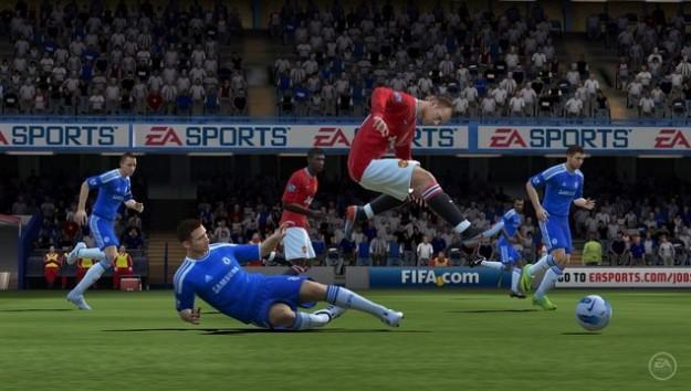FIFA 12: PlayStation Vita