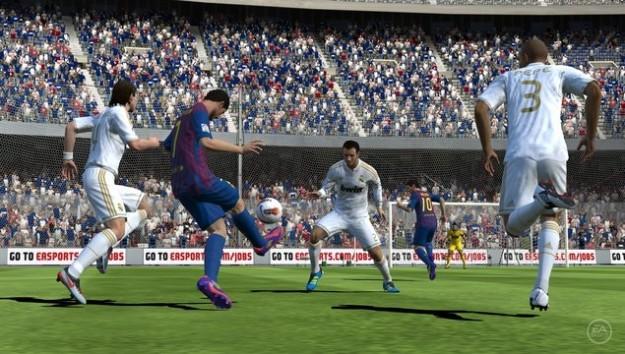 FIFA 12: PS Vita
