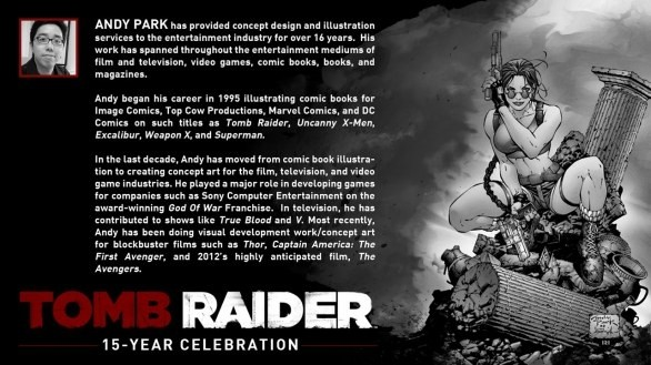 Tomb Raider: Andy Park