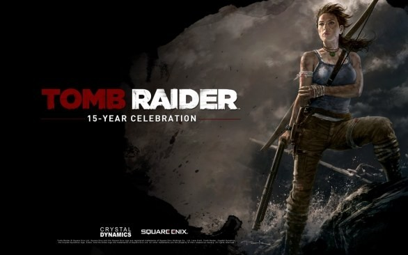 Artwork molto belli per Lara Croft e Tomb Raider