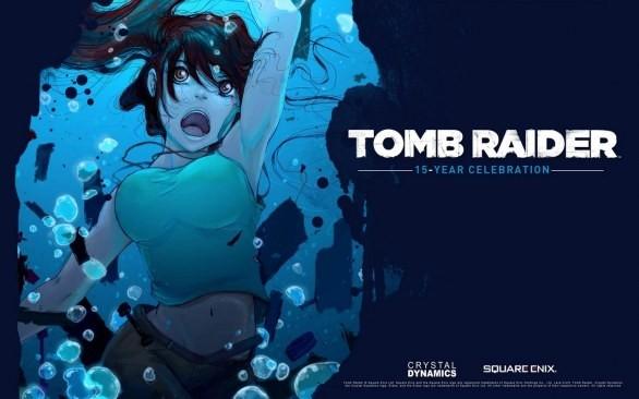 Artwork molto belli per Lara Croft e Tomb Raider