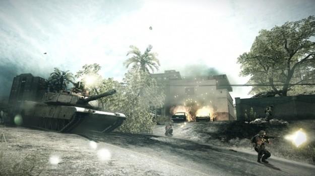 Battlefield 3: azione