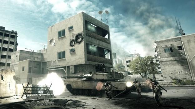Battlefield 3: guerra