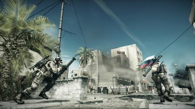Battlefield 3: sparatutto