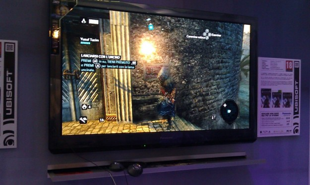Games Week 2011: Assassin's Creed