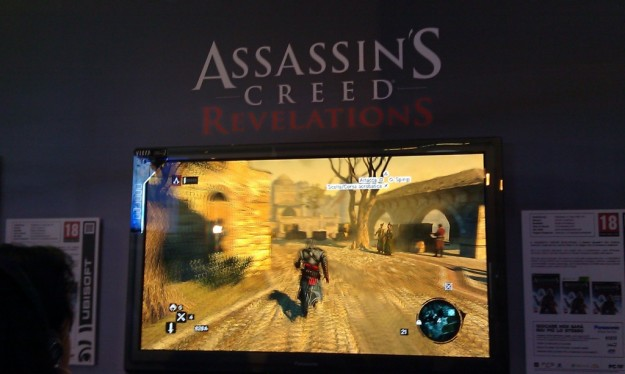Games Week 2011: Assassin's Creed Revelations