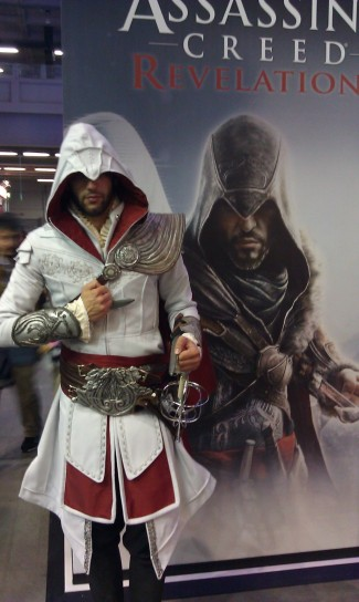 Games Week 2011: Assassin's Creed Ubisoft